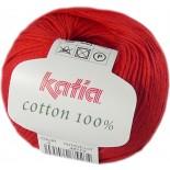 Cottón 100% 4 Rojo