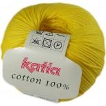 Cottón 100% 19 Amarillo
