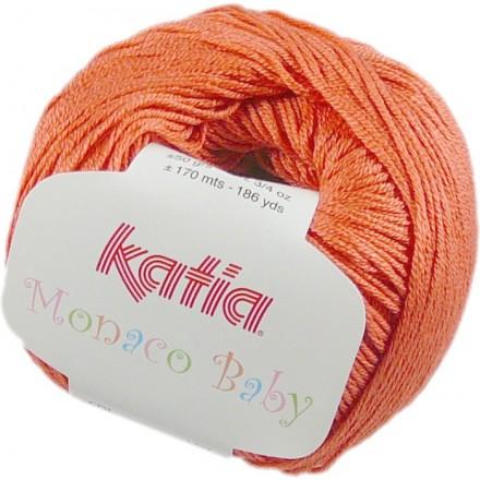Mónaco Baby 26 Mandarina