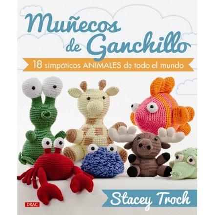 Muñecos De Ganchillo. 18 Simpáticos Animales