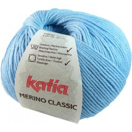 Merino Classic 34 Celeste
