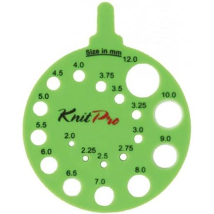 agulhas de calibre Envy KnitPro