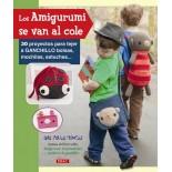 Die amigurumis zur Schule gehen