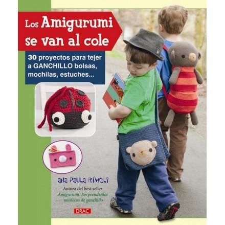 The amigurumis go to school