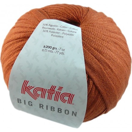 Big Ribbon 7 Mandarina