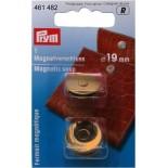 Prym Magnetverschluss 19 mm gealterten