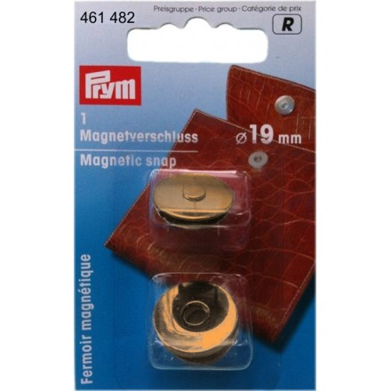 Prym Magnetic Encerramento 19 milímetros envelhecida