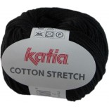 Cotton Stretch 02 Negro
