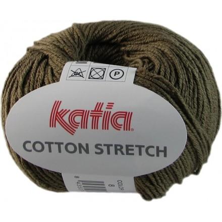 Cotton Stretch 08 Marrón