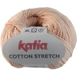 Cotton Stretch 10 Salmón