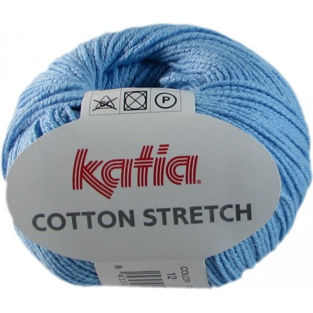Cotton Stretch 12 Azul Oxford