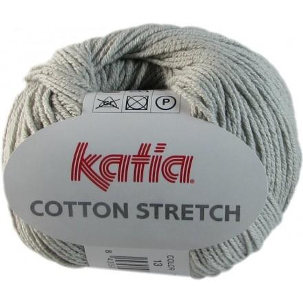 Cotton Stretch 13 Gris