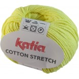 Cotton Stretch 17 Amarillo