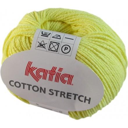 Cotton Stretch 17 Amarillo
