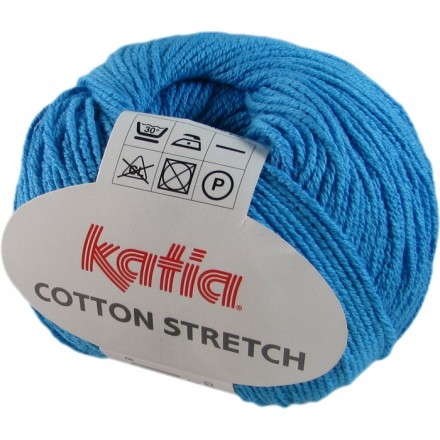 Cotton Stretch 20 Azul