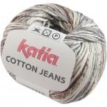 Cotton Jeans 106 Beige/Gris