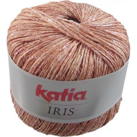 Iris 53 Salmón