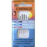 Tip needles Pony 22/24/26 Chenille