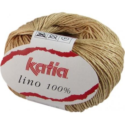 Lino 100% 25 Camel