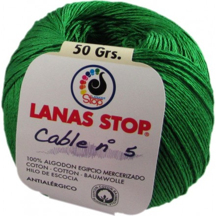 Cable Nº 5 030 Verde
