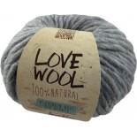 Love Wool 106 Gris Claro