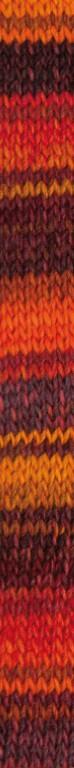 707 - Rojo/Ocre/Naranja/Marron