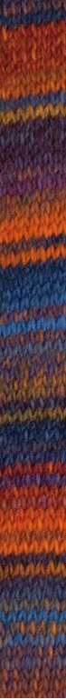 708 - Naranja Oscuro/Jeans