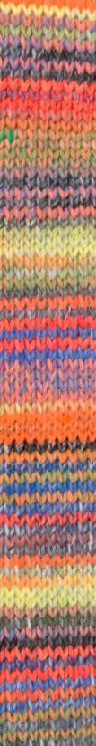 713 - Verde/Naranja/Azul/Gris
